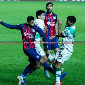 San Lorenzo generó pero sufrió la falta de contundencia: empate ante Banfield