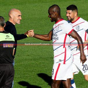 """Zapata: """"La dedicatoria del gol fue para decirle al entrenador que estamos presentes"""""""