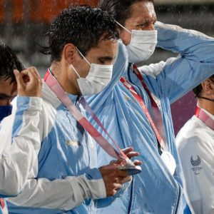 Medallista paralímpico: el logro invisible del Murciélago azulgrana