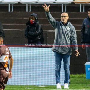 """Montero: """"Cuando jugamos a dos toques generamos situaciones"""""""