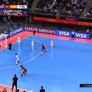 Apoyo cuervo para la Selección Argentina de Futsal en la final del mundo