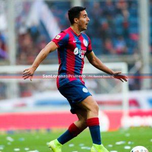 Otra baja en la defensa de San Lorenzo